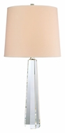 Hudson Valley L885PN Taylor Small Polished Nickel 28 Inch Tall French Wired Table Light