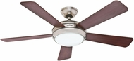 Hunter 59052 Palermo Cherry / Maple Fluorescent 52  Indoor Ceiling Fan