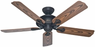 Hunter 59126 Mariner Medium Oak Outdoor 52  Ceiling Fan