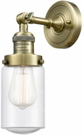 Innovations 203-XX-G314 Franklin Restoration Dover Schoolhouse Contemporary Wall Lamp