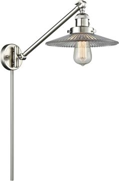 Innovations 237-XX-G2 Halophane Contemporary Wall Swing Arm Lamp