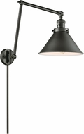 Innovations 238-OB-M11 Briarcliff Contemporary Oil Rubbed Bronze Wall Swing Arm Lamp