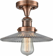 Innovations 517-1CH-XX-G2 Halophane Contemporary Overhead Light Fixture