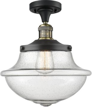 Innovations 517-1CH-XX-G544 Large Oxford Modern Overhead Lighting Fixture