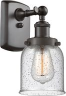 Innovations 916-1W-OB-G54 Ballston Small Bell Contemporary Oil Rubbed Bronze Wall Mounted Lamp