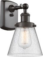 Innovations 916-1W-OB-G64-LED Ballston Small Cone Modern Oil Rubbed Bronze LED Wall Sconce
