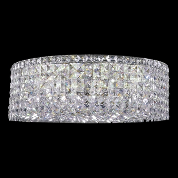 James Moder 40386S22 Silver Overhead Lighting