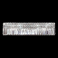 James Moder 92522S22 Prestige Crystal Silver Vanity Lighting