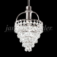 James Moder 94940S22 Tekno Mini Silver Hanging Pendant Light