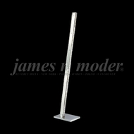 James Moder 96214S22LED Silver LED Floor Lighting