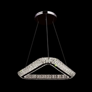 James Moder 96594S22LED Galaxy Collection Silver LED Lighting Pendant