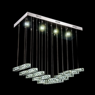 James Moder 96598S22LED Galaxy Collection Silver LED Multi Hanging Lamp