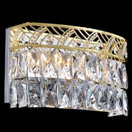 James Moder 96782G22 Gold Wall Lighting