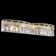James Moder 96784G22 Gold Bathroom Lighting Fixture