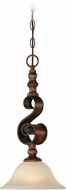 Craftmade 28021-SPZ Seville Spanish Bronze Mini Drop Lighting