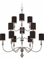 Craftmade 28512-AN Willow Park Antique Nickel Ceiling Chandelier