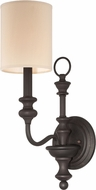 Craftmade 28561-GB Willow Park Gothic Bronze Wall Lighting Fixture