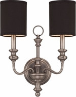 Craftmade 28562-AN Willow Park Antique Nickel Wall Light Sconce