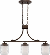 Craftmade 35473-PR Kenswick Peruvian Bronze Island Lighting