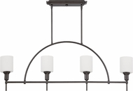 Craftmade 37274-ESP Meridian Modern Espresso Kitchen Island Lighting