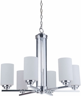 Craftmade 39726-CH Albany Chrome Lighting Chandelier