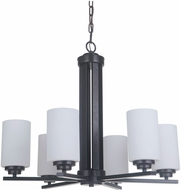 Craftmade 39726-OB Albany Oiled Bronze Chandelier Lamp