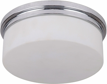 Craftmade 39782-CH-NRG Albany Chrome Fluorescent Ceiling Light Fixture