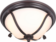 Craftmade 39883-OBG Chelsea Oil Bronze Gilded Overhead Lighting