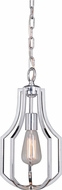 Craftmade 40091-CH Hayden Chrome Mini Hanging Pendant Lighting
