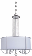 Craftmade 40695-CH Cascade Chrome Pendant Lighting