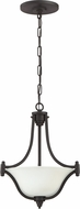 Craftmade 41443-ABZ Sophia Aged Bronze Brushed Hanging Lamp