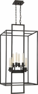 Craftmade 41538-ABZ Cubic Contemporary Aged Bronze Brushed Foyer Lighting