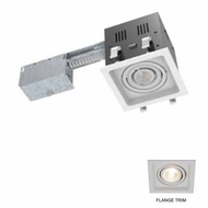 Jesco BL-MH4011RAT Contemporary LED Recessed Lighting 1 Light Modulinear Remodel