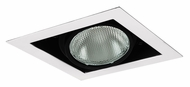 Jesco MYP38-1WB Adjustable Yoke Black/White New Construction Recessed Lighting - PAR38