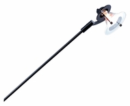 Jesco Nancy 22 Inch Long Periscope Arm Black Arclight Exhibit Light