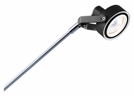 Jesco Nick Periscope Arm Arclight 22 Inch Long Black/Chrome Picture Light