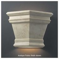 Justice Design 1411 Ambiance Americana Wall Sconce