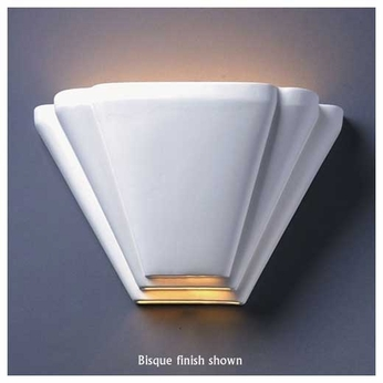 Justice Design 2700 Ambiance Alas Wall Sconce