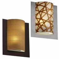 Justice Design 3FRM-5562 3form Framed 14  Tall Wall Sconce Lighting
