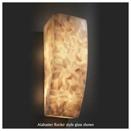 Justice Design 5135OP Rectangle Wall Sconce