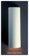 Justice Design 5400 Ambiance ADA Tube Wall Sconce, Closed Top