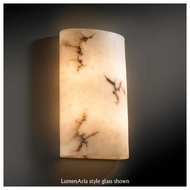 Justice Design 8859 Cylinder Extra Large Wall Sconce