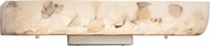 Justice Design ALR-9061 Alabaster Rocks! Flux Contemporary LED Bath Lighting Fixture