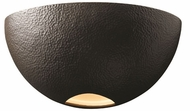 Justice Design CER-1120 Ambiance Metro Modern Ceramic LED Wall Light Sconce