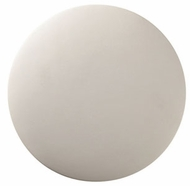 Justice Design CER-5125 Ambiance Circle Modern Ceramic LED Wall Mounted Lamp