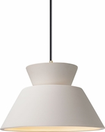 Justice Design CER-6420-BIS Radiance Modern LED Mini Drop Ceiling Lighting
