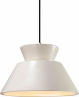 Justice Design CER-6420-MAT Radiance Contemporary LED Mini Drop Ceiling Light Fixture