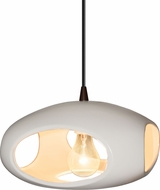 Justice Design CER-6440-BIS Radiance Modern Drop Lighting