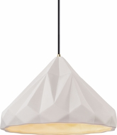 Justice Design CER-6450-BIS Radiance Contemporary LED Drop Ceiling Light Fixture
