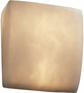 Justice Design CLD-5120 Clouds Contemporary Wall Sconce Lighting